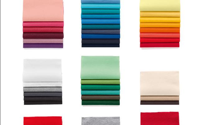 Foto: 77 colori cool per una T-Shirt personalizzata unica