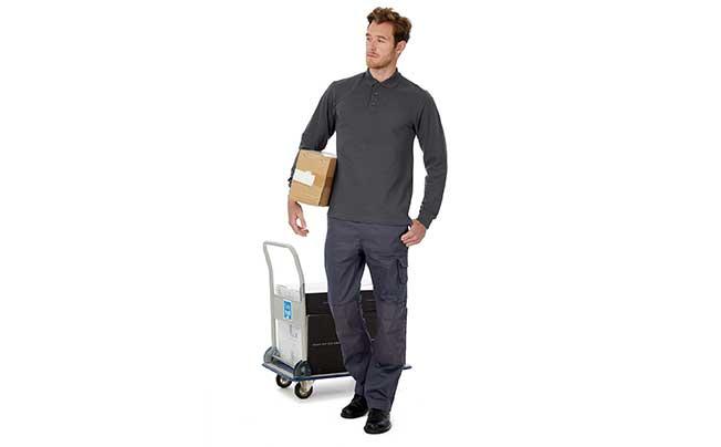 Foto: Abbigliamento professionale per la distribuzione & logistica