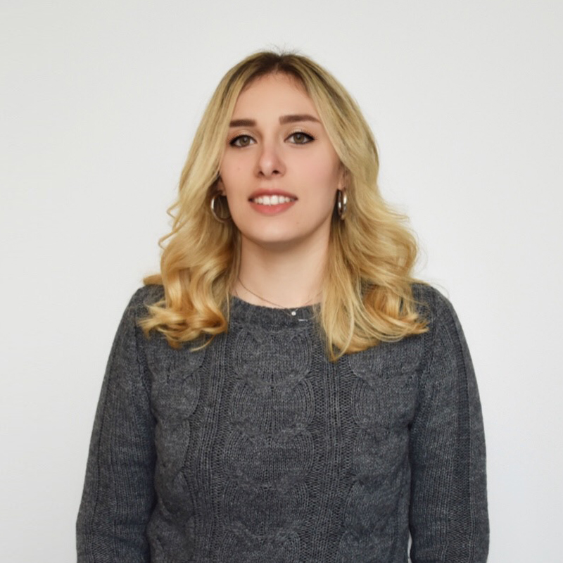 Greta Generini - Responsabile gestione clienti
